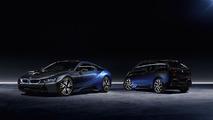 BMW i8 and i3 Crossfade konseptleri