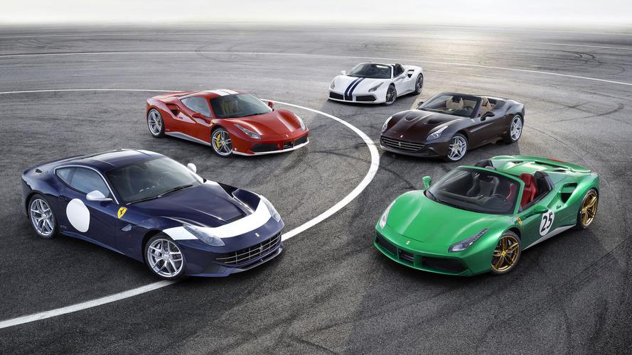 Marchionne: 2019'dan itibaren daha çok hibrit Ferrari olacak