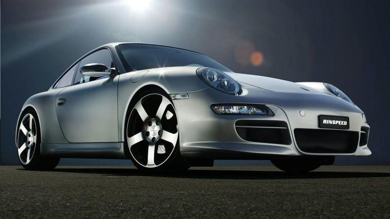 Porsche Rinspeed Indy 4S