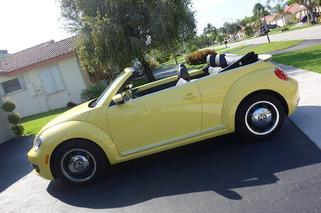 BoldDrive: 2013 Volkswagen Beetle Convertible 60s Edition