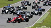 F1 approves plans for wider, faster cars for 2017