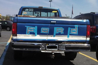 You'll Never Guess What Was in the Walmart Parking Lot!