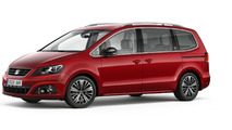 SEAT Alhambra 20th Anniversary Edition