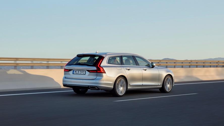 Plus Belle Voiture de l'Année - La Volvo V90 passe à la trappe
