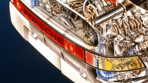Porsche 959 Cutaway DO NOT USE