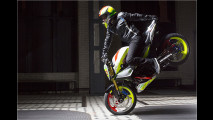 Stunt-Motorrad mit Samba im Blut