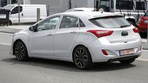 Hyundai i30 N prototype spy photo