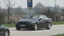 BMW 3 Series Coupe Cabrio spy photos