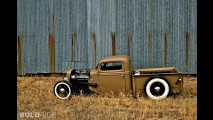 Wrecked Metals Ford Custom Pickup