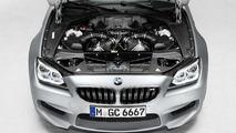 BMW M6 GranCoupe 12.12.2012