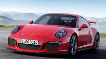 2013 Porsche 911 GT3 leaked official photo