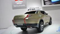 Mitsubishi GR-HEV concept at 2013 Geneva Motor Show
