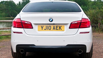 2011 BMW 5-Series with M Sport package first photos surface, 1100, 01.07.2010