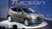 2010 Hyundai Tucson live at L.A. Auto Show