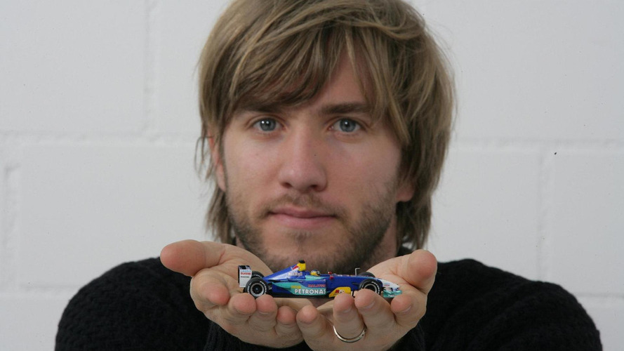 Sauber confirms Heidfeld to replace de la Rosa