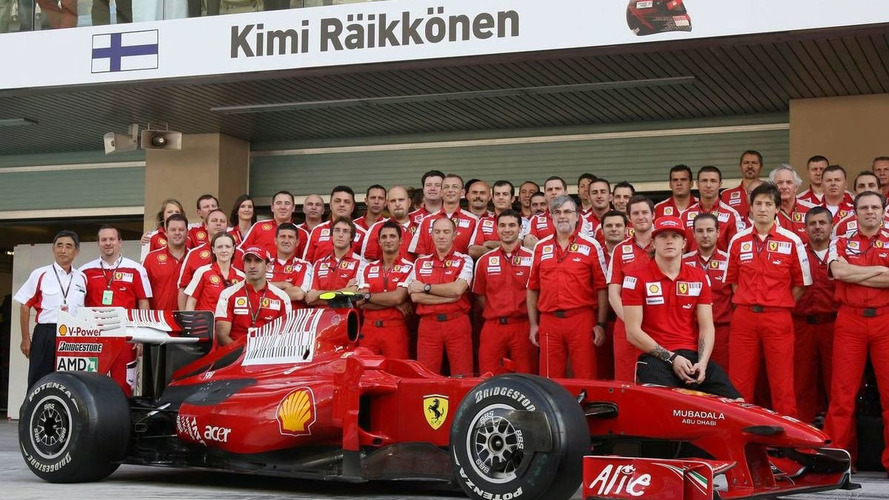 Ferrari could not evolve 2009 car - Domenicali