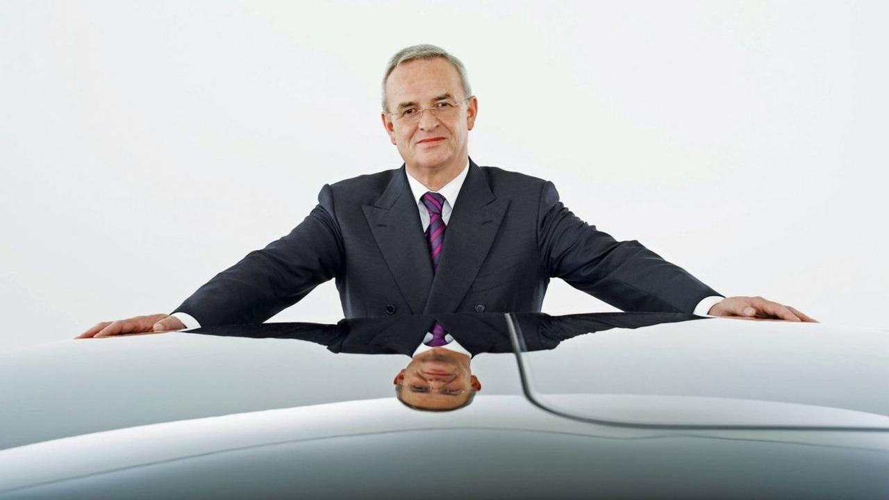 Prof. Dr. rer. nat. Martin Winterkorn, Chairman of the Board of Management of Volkswagen AG