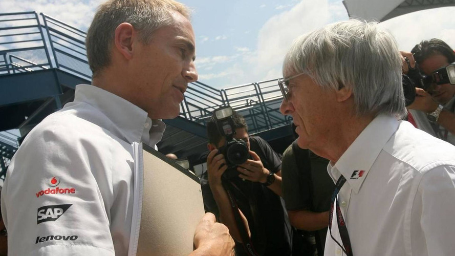 New F1 cost-cutting deal slackened for future