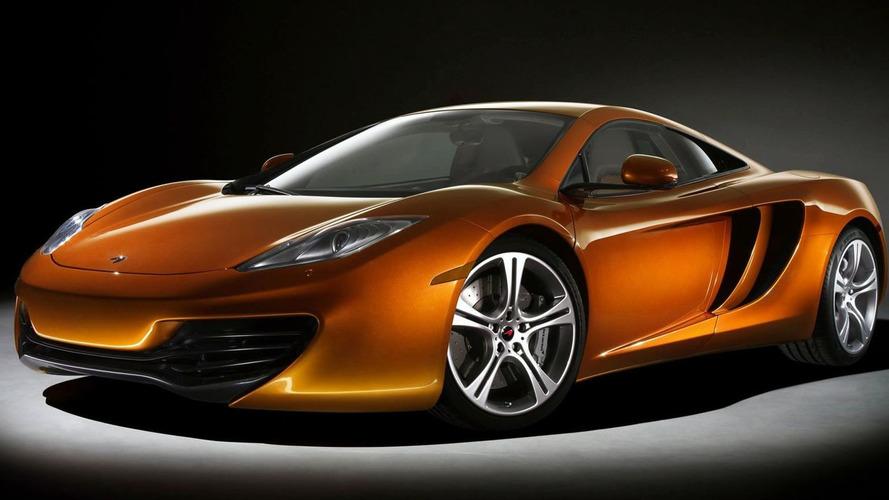 2011 McLaren MP4-12C Officially Revealed - 35 Photos