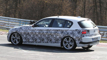 2012 BMW 1-Series 5-door Nürburgring 29.03.2011