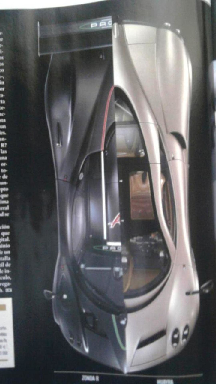 Pagani Huayra leaked photos, 768, 22.01.2011