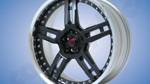 Cargraphic three-piece GT-R 21-inch rims 21.07.2010