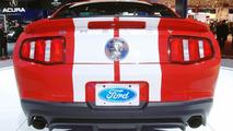 Ford Shelby GT500 Mustang at 2009 NAIAS