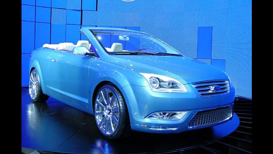 Ford-Studie Focus Vignale: Coupé und Cabrio zugleich