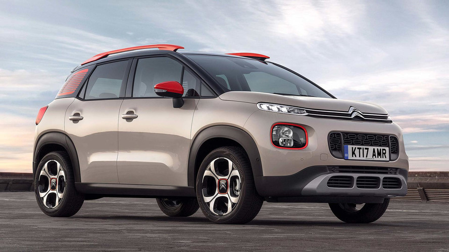 £13,995 Citroen C3 Aircross Small SUV On Sale 1 November