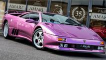 Lamborghini Diablo Jamiroquai