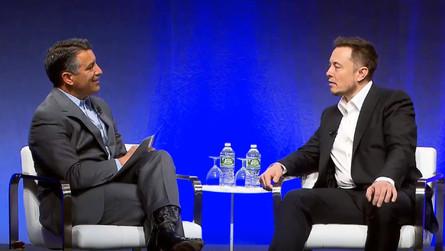 Elon Musk a supprimé les pages Facebook de Tesla et de SpaceX