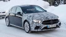 Fotos espía Mercedes-AMG A 35 2018