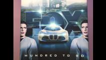Hundred To Go, la serie TV di BMW 008