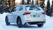 VW Tiguan Plug-in Hibriti Casus Fotoğrafları
