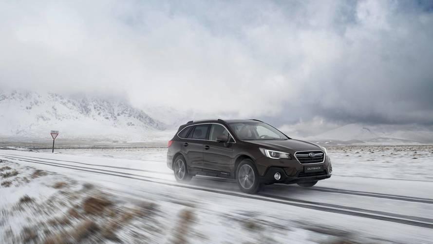 Subaru Outback Executive Plus S 2018, máxima exclusividad
