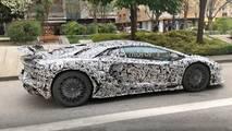 Lamborghini Aventador SVJ Casus Fotoğrafları