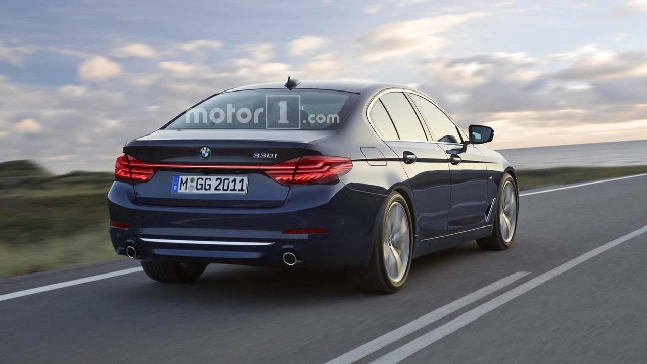 BMW 3 Serisi Hayali Tasarımları
