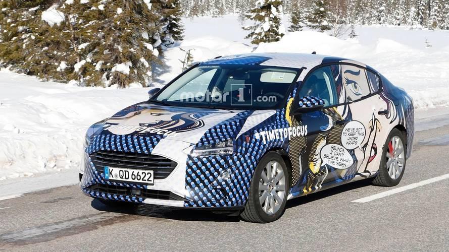 Novo Ford Focus 2019 estreia dia 10 de abril na Europa