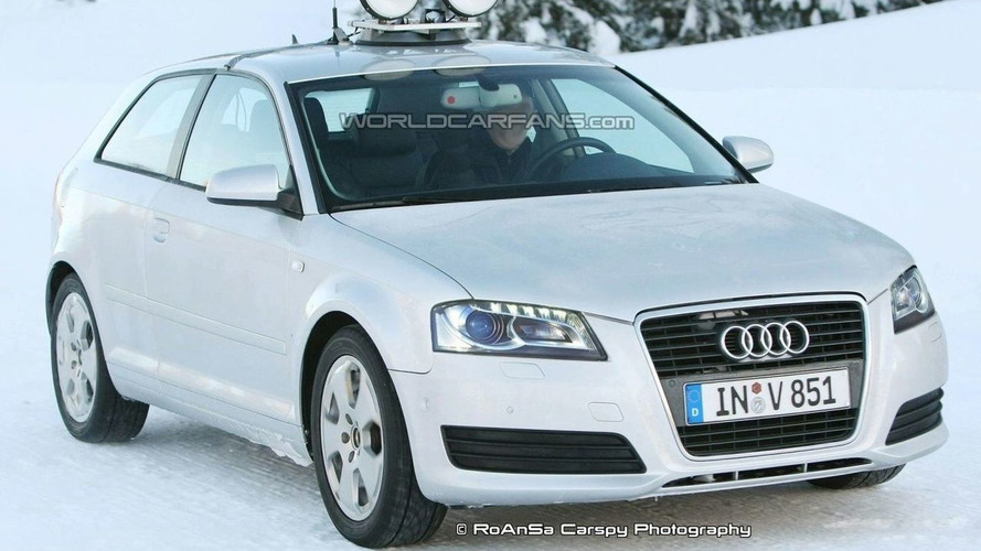 New Audi A3 Facelift Renderings