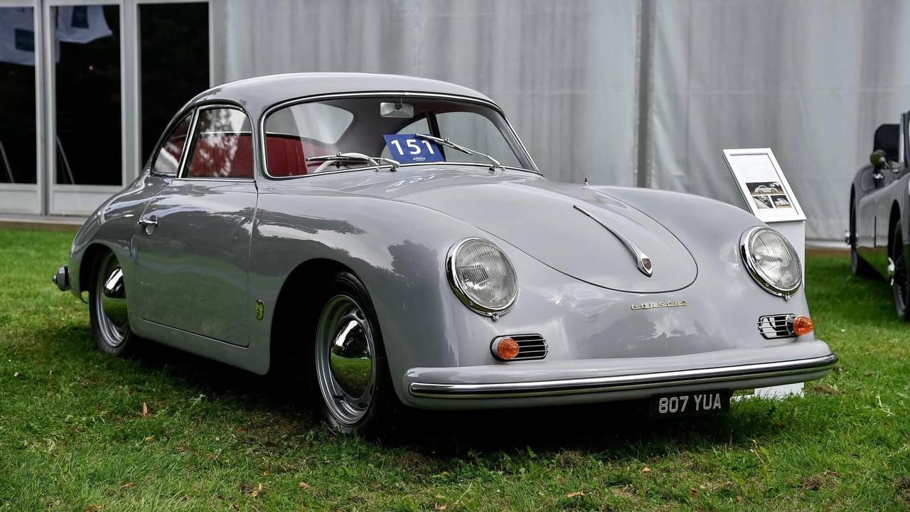 Porsche 356: un coche clásico legendario