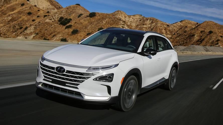 Hyundai Nexo - Le SUV alimenté à l'hydrogène