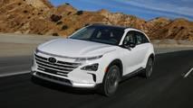Hyundai Nexo FCV 2018