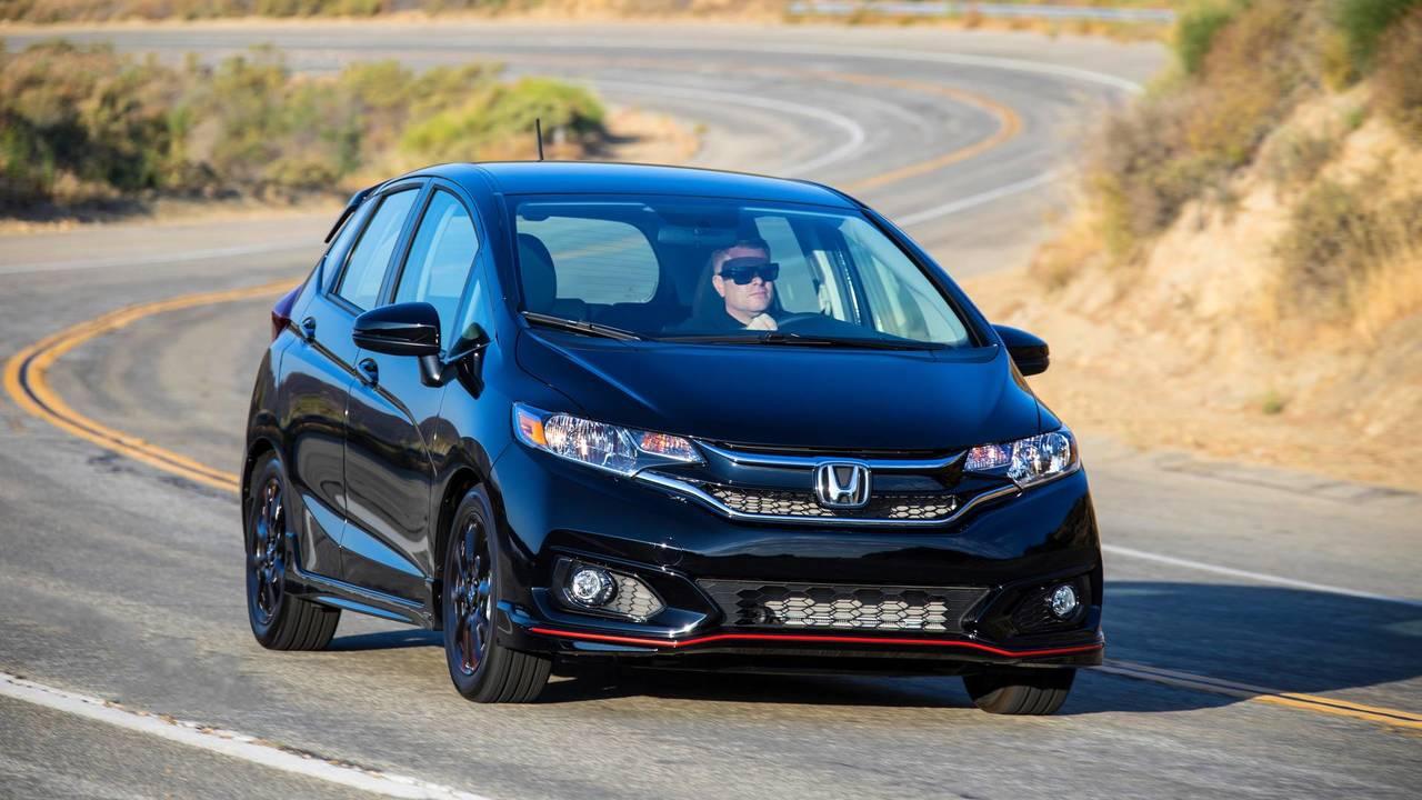 7. Honda Fit