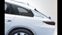 Faraday Future crossover, il rendering