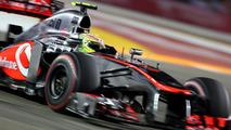 Sergio Perez 22.09.2013 Singapore Grand Prix