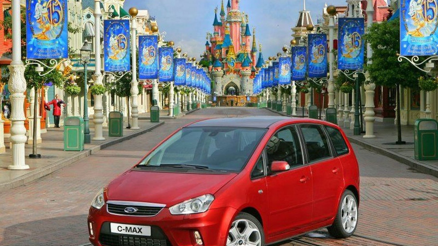 Ford C-Max is New Disney Car