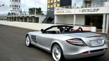 Mercedes-Benz SLR McLaren Roadster Stars at Goodwood