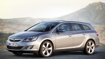 2011 Opel Astra Sports Tourer first official photos 16.06.2010