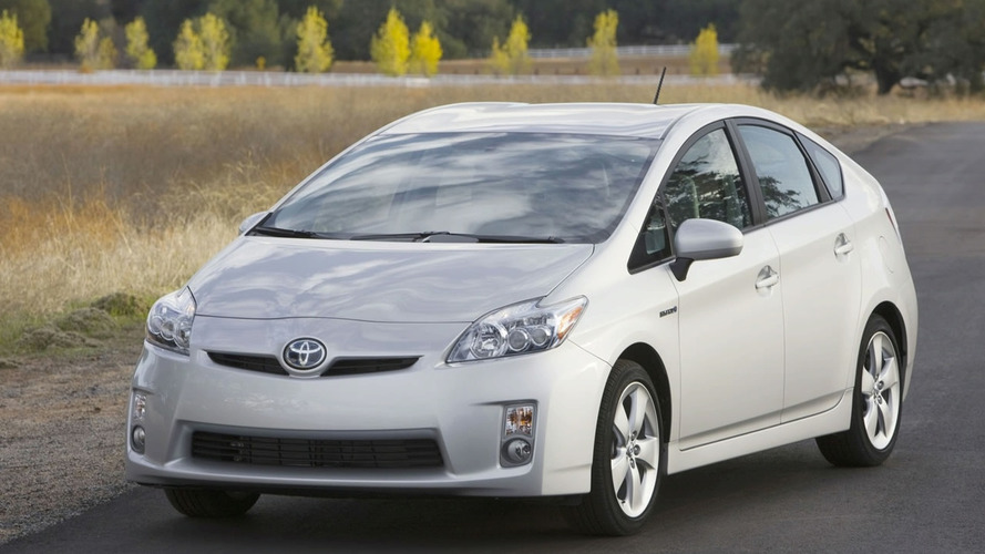 Toyota Confirm 2010 Prius to get 50MPG