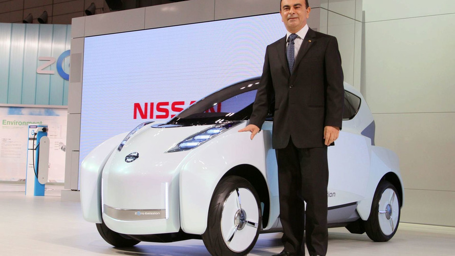 Nissan CEO Confirms All-Electric High Performance Infiniti and NV200 models